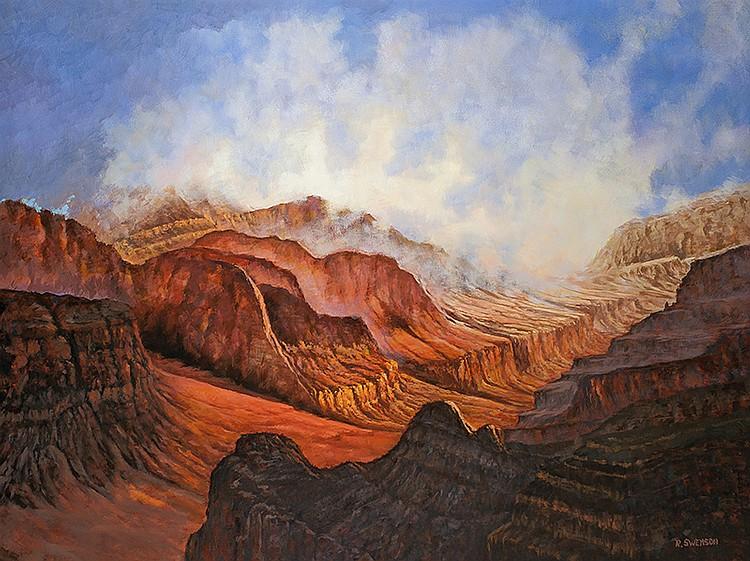 Roy Swenson | Mist