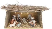Marie C. Suina | Nativity Scene