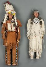 Plains Indian Dolls
