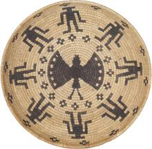 Havasupai Basket Tray