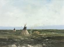 Thomas Dedecker | Cheyenne Encampment