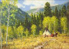 Gary Kapp | Uinta Mountain Camp