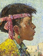 Irwin Myers | Pueblo Boy