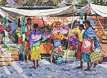 Tom Hill | Mexican Flower Market