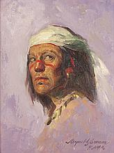 Reynold Brown | Indian Portrait