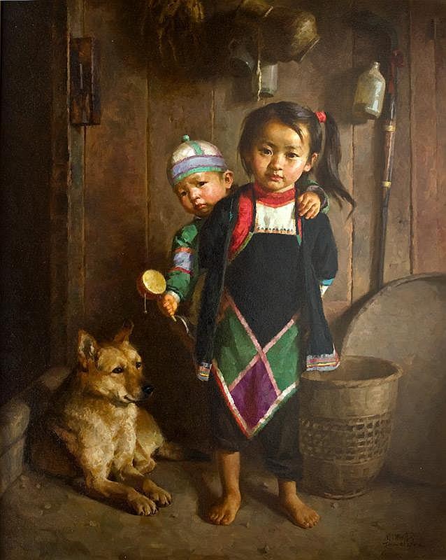 Jie-Wei Zhou: Waiting