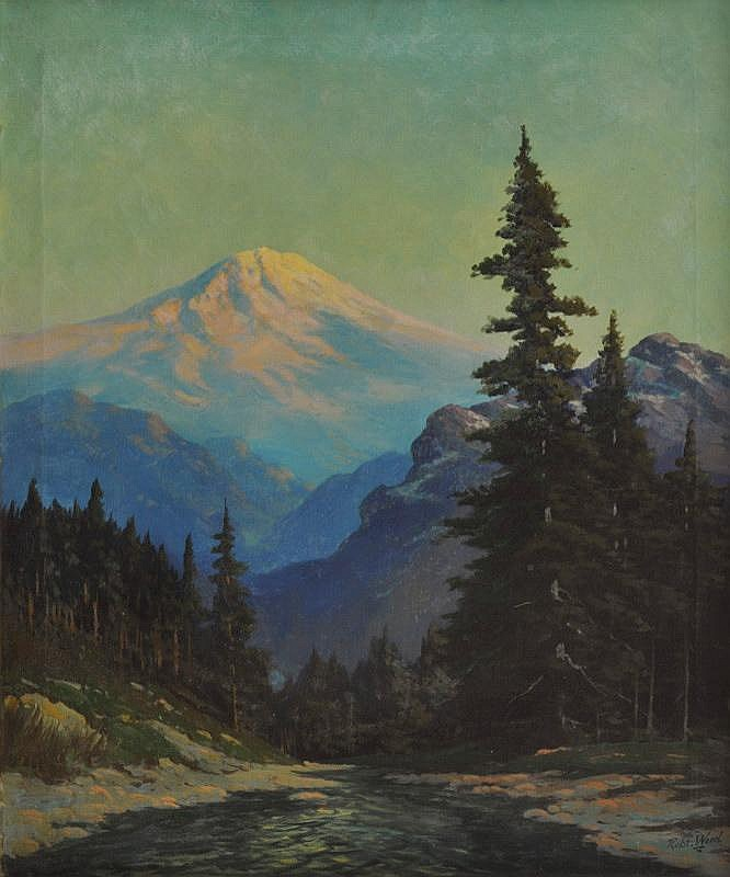 Robert Wood: Mount Hood