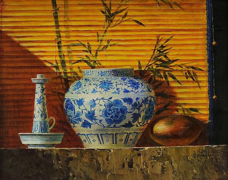 Jie-Wei Zhou: Still Life