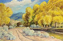 Sheldon Parsons | Autumn in New Mexico
