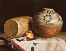 William Acheff | Pueblo Lore