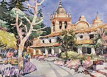 Tom Hill | b. 1925 ANA, AWS Old Mission, Carmel
