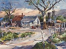 Tom Hill | b. 1925 ANA, AWS Old Ranch Near Manzanas