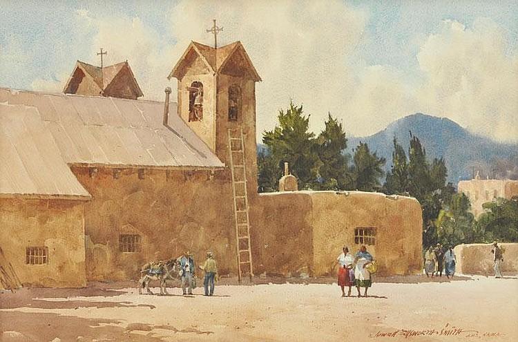 Santuario at Chimayo