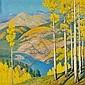 Fall New Mexico Landscape (desc)
