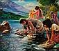 Lavanderas, Alfredo Rodriguez, Click for value