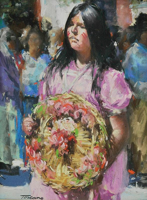 Dee Toscano Artwork For Sale At Online Auction Dee