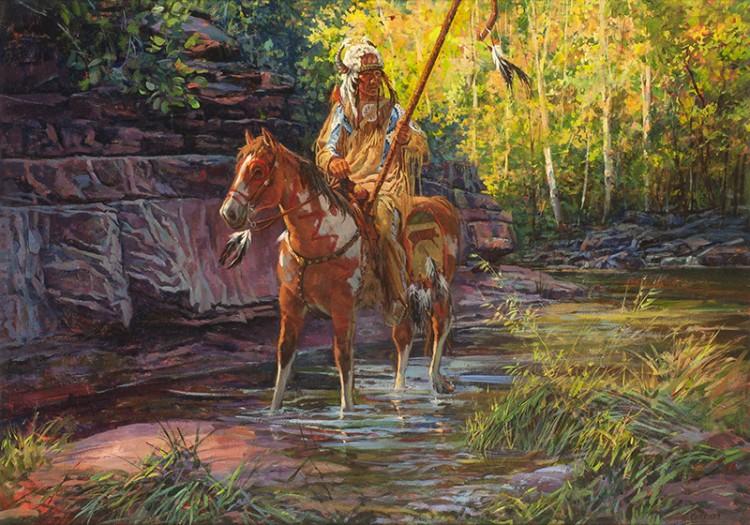 Guy Corriero | Along Oak Creek