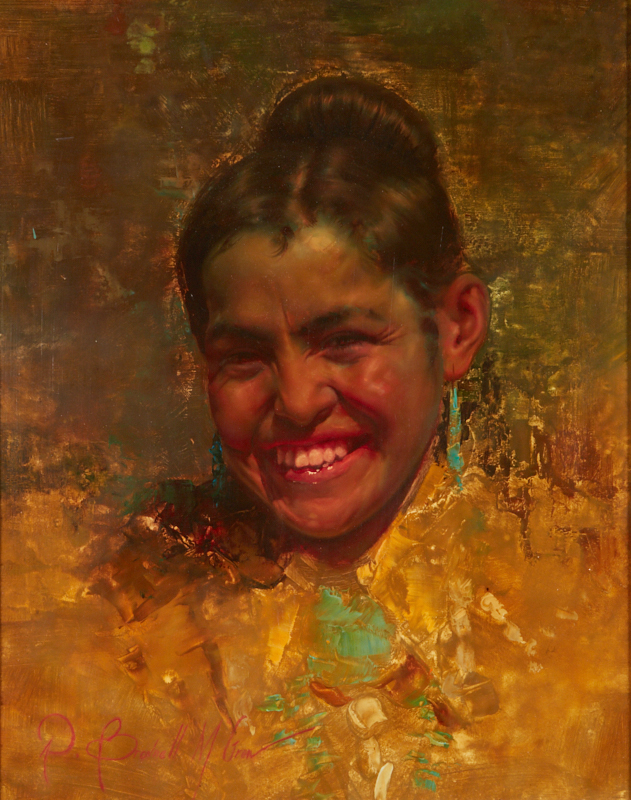 R. Brownell McGrew   Navajo Sunshine