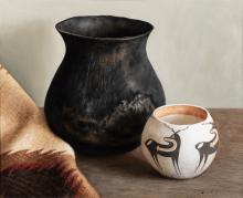 William Acheff | Old Taos Bean Pot