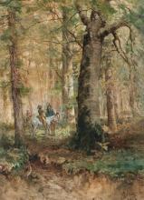 Aaron Allan Edson   The Encampment
