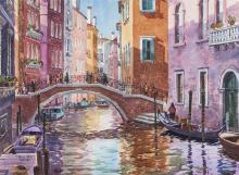 Tom Hill | Afternoon Venice