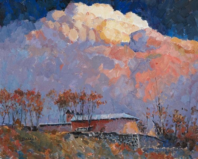Tom Darrah | Afternoon in Northern New Mexico