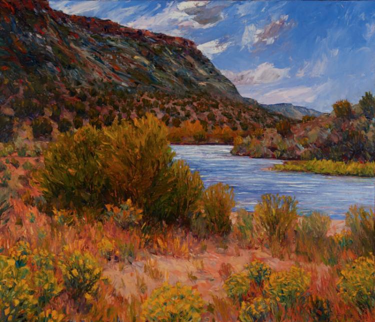 Steven  Boone   Eagle River Meadow