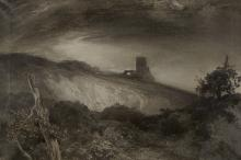 Thomas Moran | Tower Ruins
