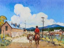 James Butler | New Mexico Road