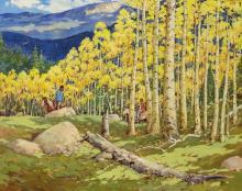 James Butler | In the Aspen
