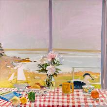 Charles Reid | Large Roses