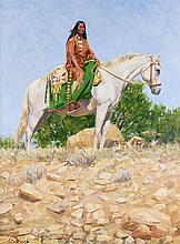 Mike Desatnick | Lakota Maiden