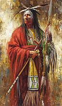 James Ayers | The Majestic Leader, Lakota