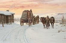 Robert Pummill | A Change of Horses