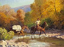 Jim C. Norton | Fall on the South Fork