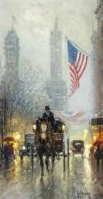 G. Harvey | Rainy Day, N.Y.