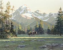 Robert Pummill | Packing in the Tetons