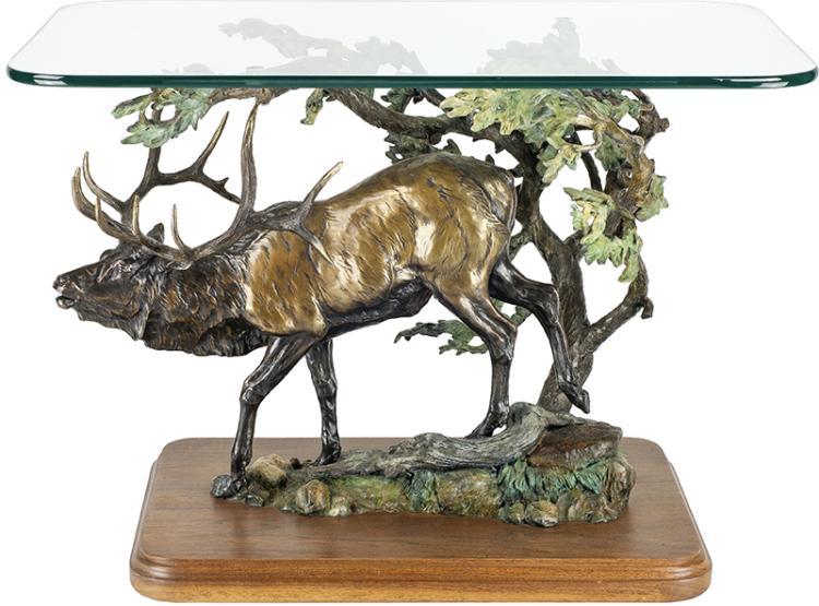 Daniel Parker | Elk Side Table