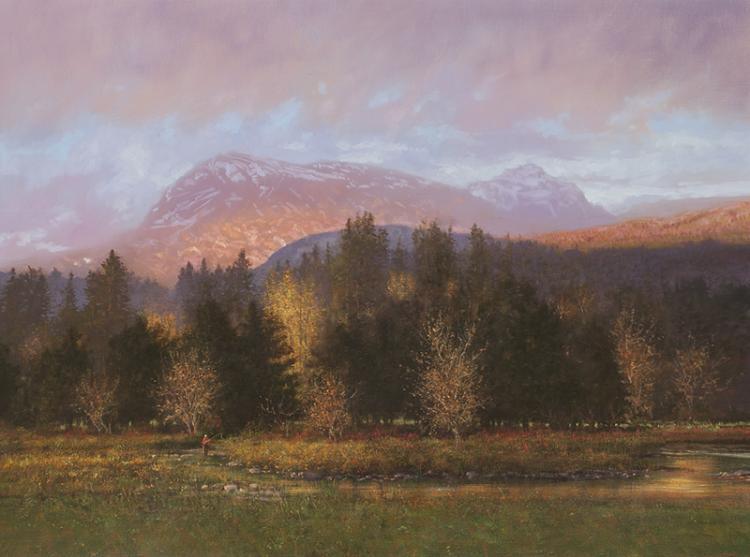 Ray Knaub | Evening Hatch
