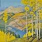 Sheldon Parsons. 1866 - 1943. Fall New Mexico