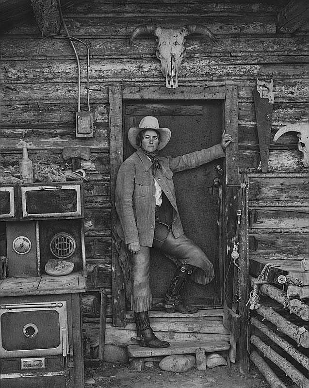 Jay Dusard. b. 1937. Julie Hagen. Photograph. 48