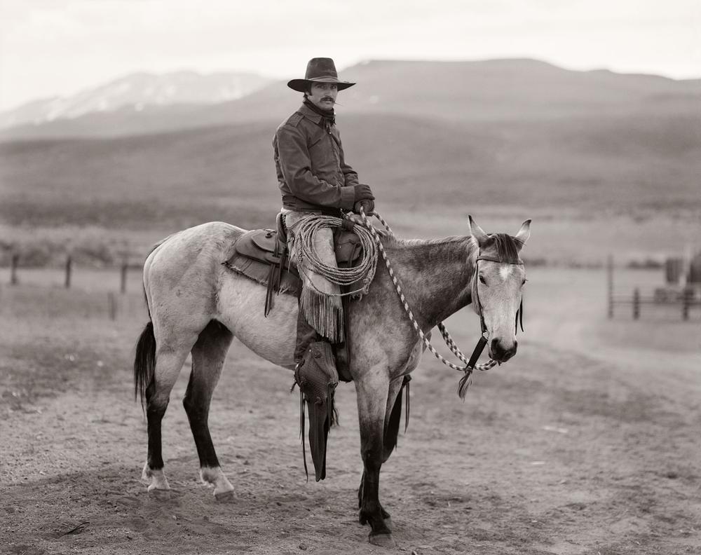 Black cowboy model pics
