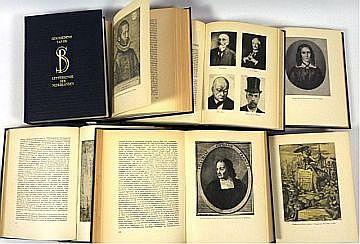 [Literature] Geschiedenis van de Letterkunde der Nederlanden [Total 8]