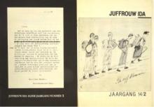 [Magazines] Juffrouw Ida [Total 12]
