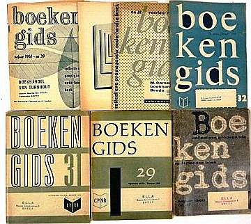 [Magazines] Boekengids [Total 7]