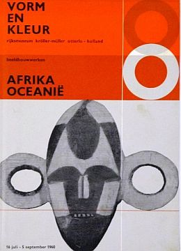 [Art] Vorm en Kleur beeldhouwwerken Afrika Oceanië [Total 2]