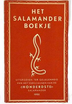 [Literature] De Salamander publications [Total 10]