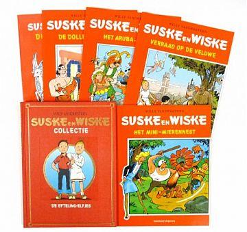 [Comic Books] Suske & Wiske [Total 6]