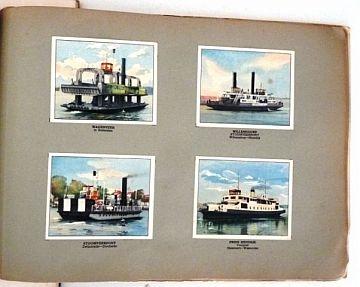 [Collectible Cards] Nederland in en om het Water / Spoorwegwonderen der Wereld [Total 2]