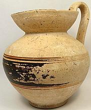 A Greek Olpe